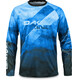 Dakine Thrillium L/S Jersey Men Midnight/Blue Rock